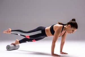rolowanie nóg