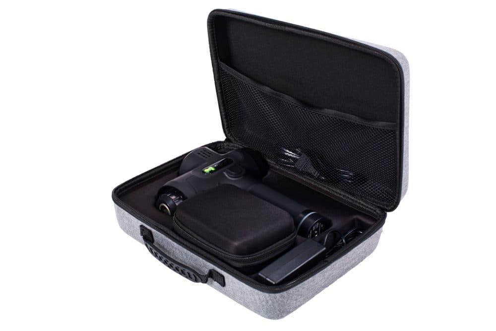 Massage Gun MG100 - zestaw
