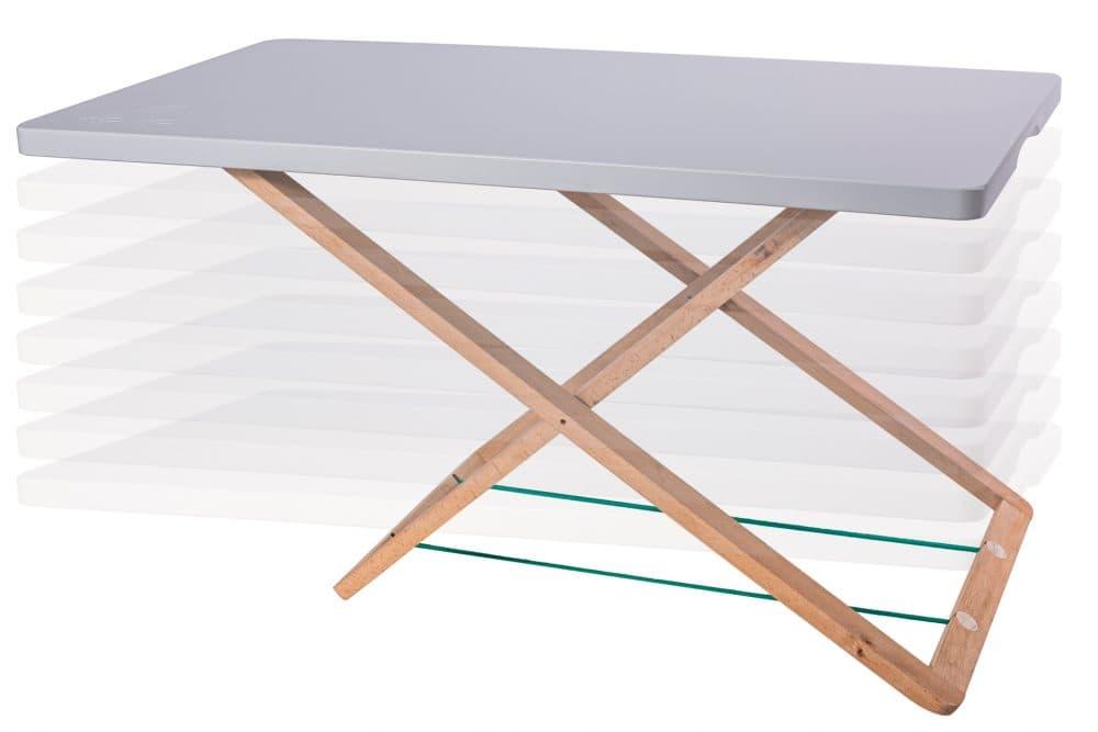 regulowana podstawka na biurko