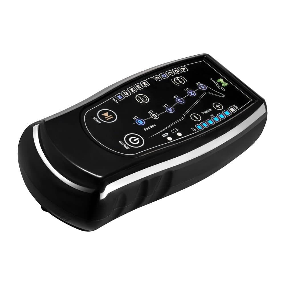 Bezprzewodowe urządzenie do drenażu limfatycznego i masażu uciskowego