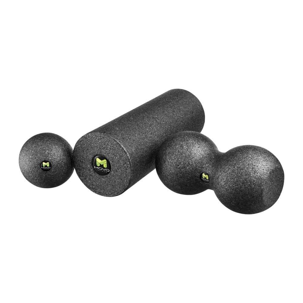 zestaw do masażu roller, duoball, piłka epp